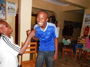 Mwachuo & Athumani Birthday
